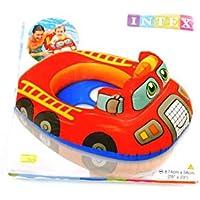 INTEX(インテックス) 浮き輪 キディフロート [パトカー] 対象年齢:1歳から 《swm-uk-59586》