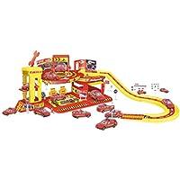 Fire mechanic shop repair centre play toy - a fun delightful fireman set for children 3+