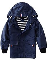 [ハイハート] ジャケット キッズ ウインドブレーカー 子供服 アウター ジャンパー 撥水加工 カジュアル