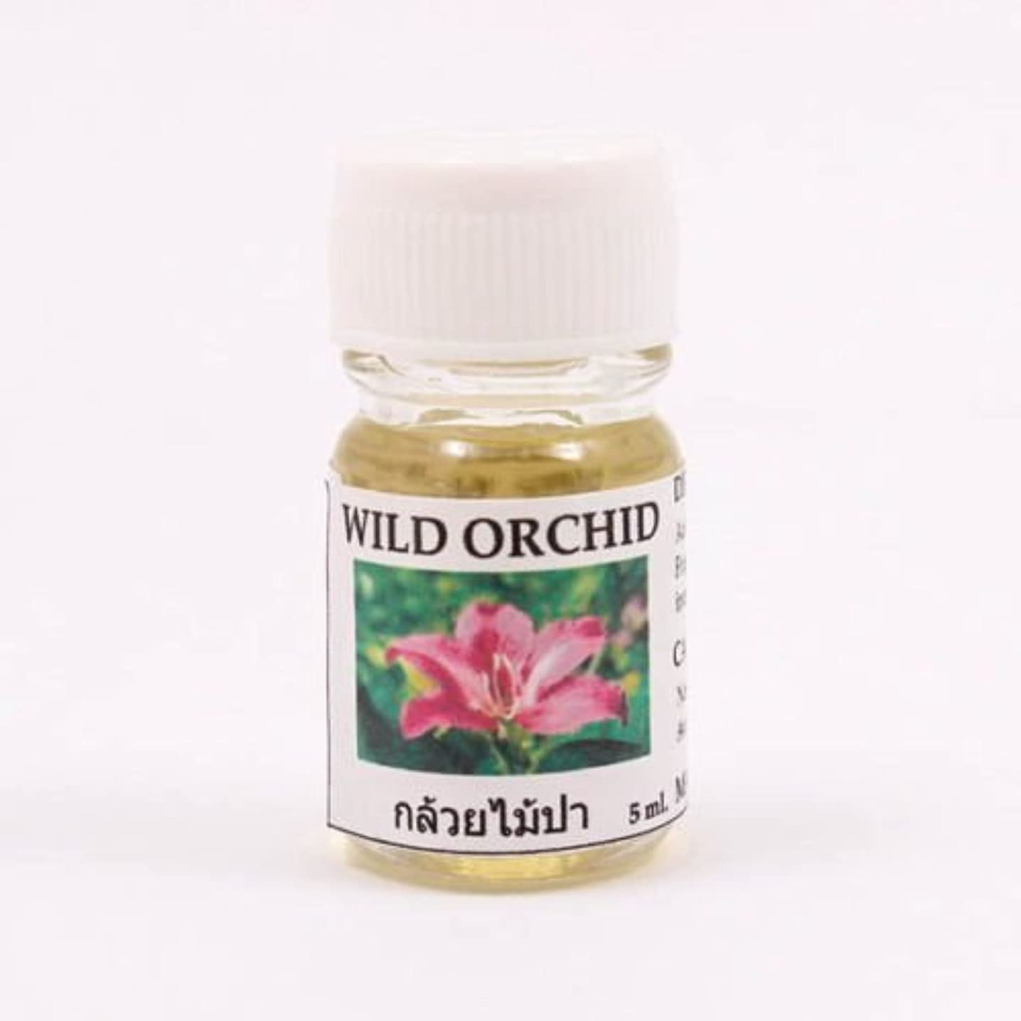 事業事業イヤホン6X Wild Orchid Fragrance Essential Oil 5ML. (cc) Diffuser Burner Therapy