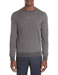 [カナーリ] メンズ パーカー・スウェットシャツ Canali Crewneck Cotton Sweater [並行輸入品]