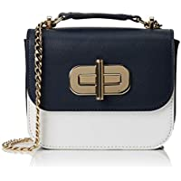 Tommy Hilfiger Turnlo Mini Crossover Womens Handbag