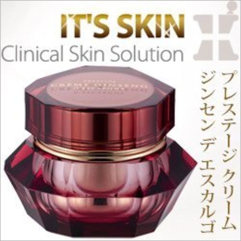 It's skin/イッツスキン PRESTIGE Creme Ginseng D'escargot プレステージ クリーム ジンセン デ エスカルゴ 60ml