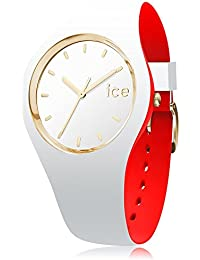 [アイスウォッチ]ICE-Watch 腕時計 レディース アイスルウルウ ICE loulou スモール ホワイト/ゴールド 007229 [並行輸入品]