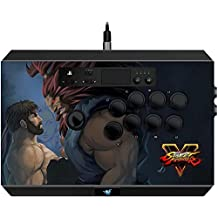 Razer Street Fighter V Panthera Arcade Stick for Paystation-4, Black (RZ06-01690200-R3G1)