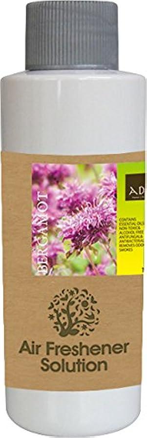 何かフラフープ応援するエアーフレッシュナー 芳香剤 アロマ ソリューション ベルガモット 120ml