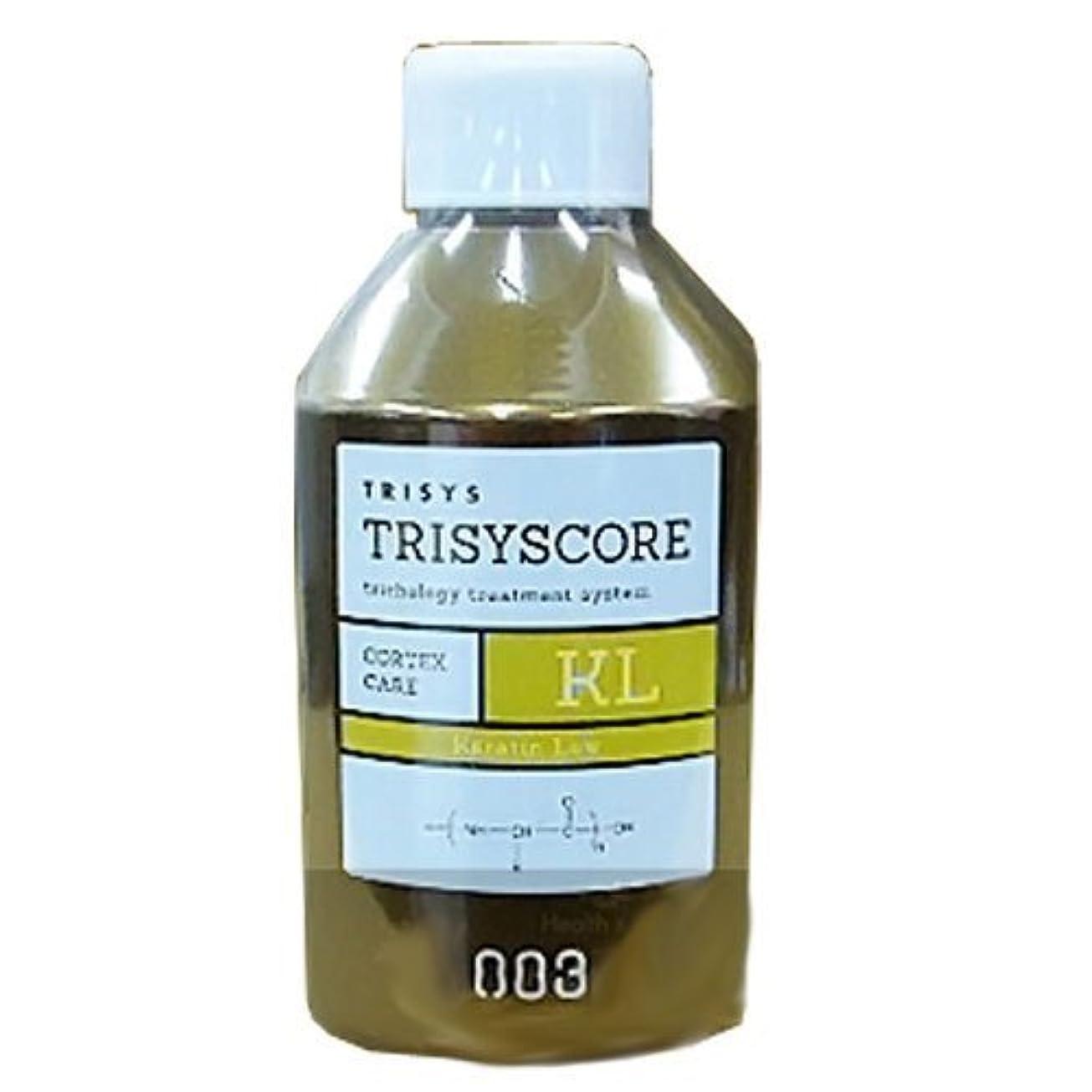 消費決めます洗剤ナンバースリー トリシスコア KL 150ml