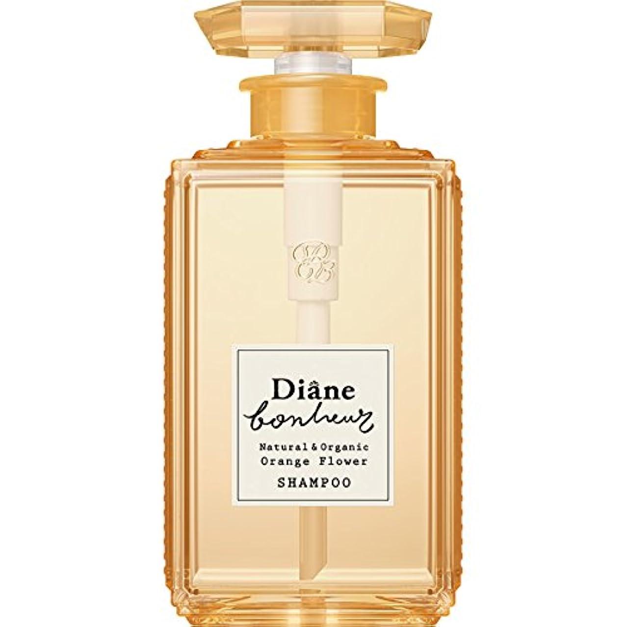 土気分良性ダイアン ボヌール オレンジフラワーの香り モイストリラックス シャンプー 500ml