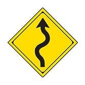 道路標識(構内用) 警戒標識 894-39(206)