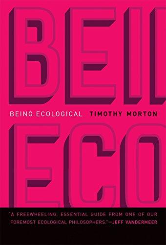 [画像:Being Ecological (The MIT Press)]