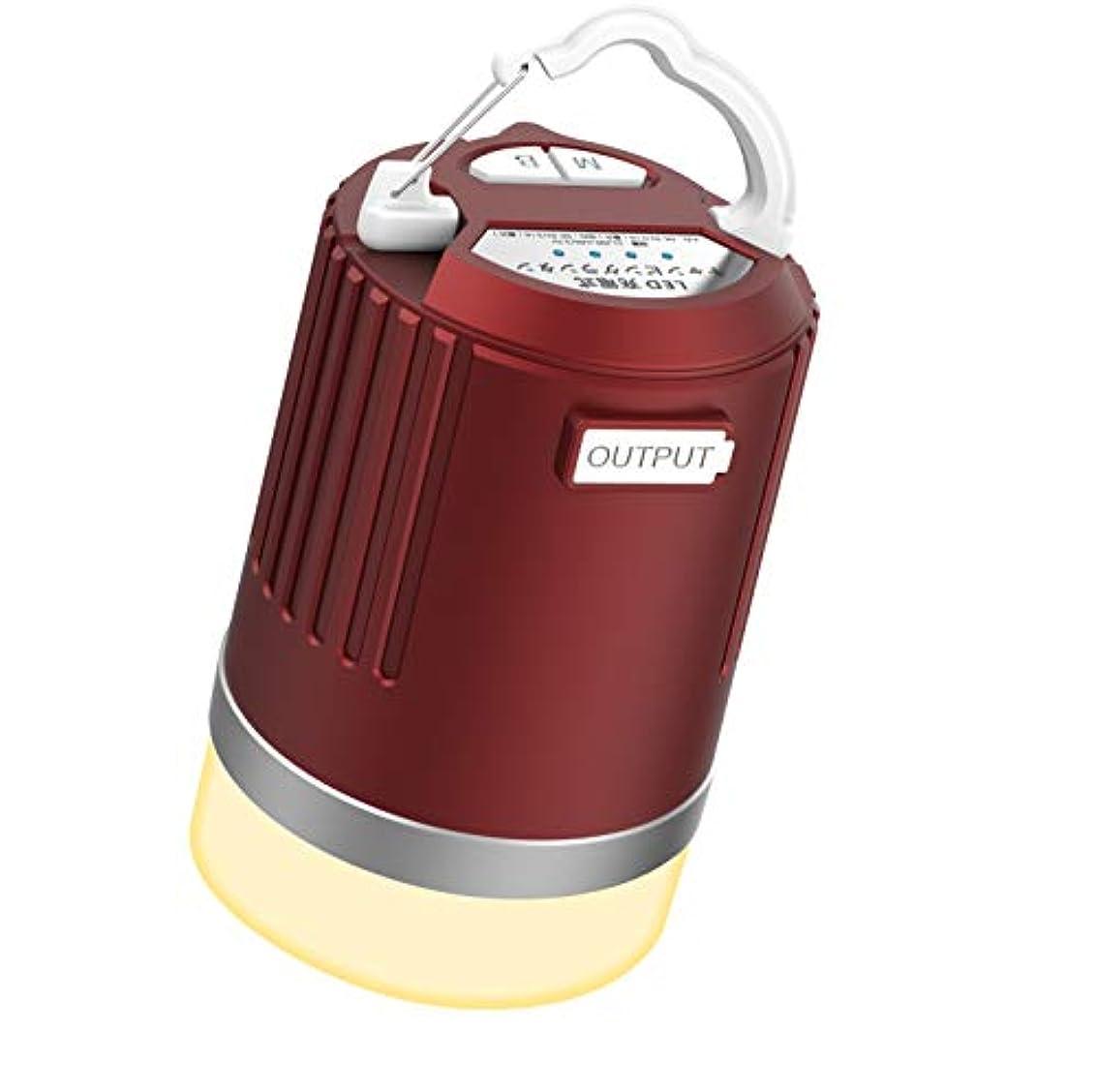 バリーアイロニー助言するSuperway LEDランタン3色切替 電球色 自然白 昼白色 無段階調光 充電式11200mAhモバイルバッテリー IP65バーベキュー アウトドア携帯キャンプ用品/応急停電用 連続点灯510時間