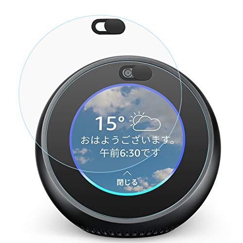 【2枚セット】Newzerol For Echo Spot 専用 強化ガラス...