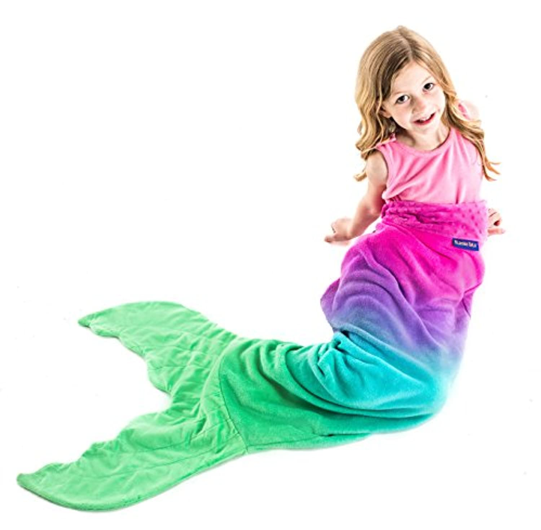 [ブランキーテール]Blankie Tails The Original Mermaid Tail Blanket BT000 [並行輸入品]