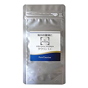 Natural Pure ノバリア 100%天然タウリン 30g