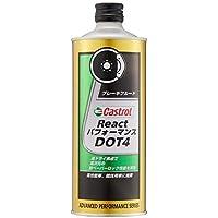 カストロール ブレーキフルード React パフォーマンス DOT4 500ml Castrol