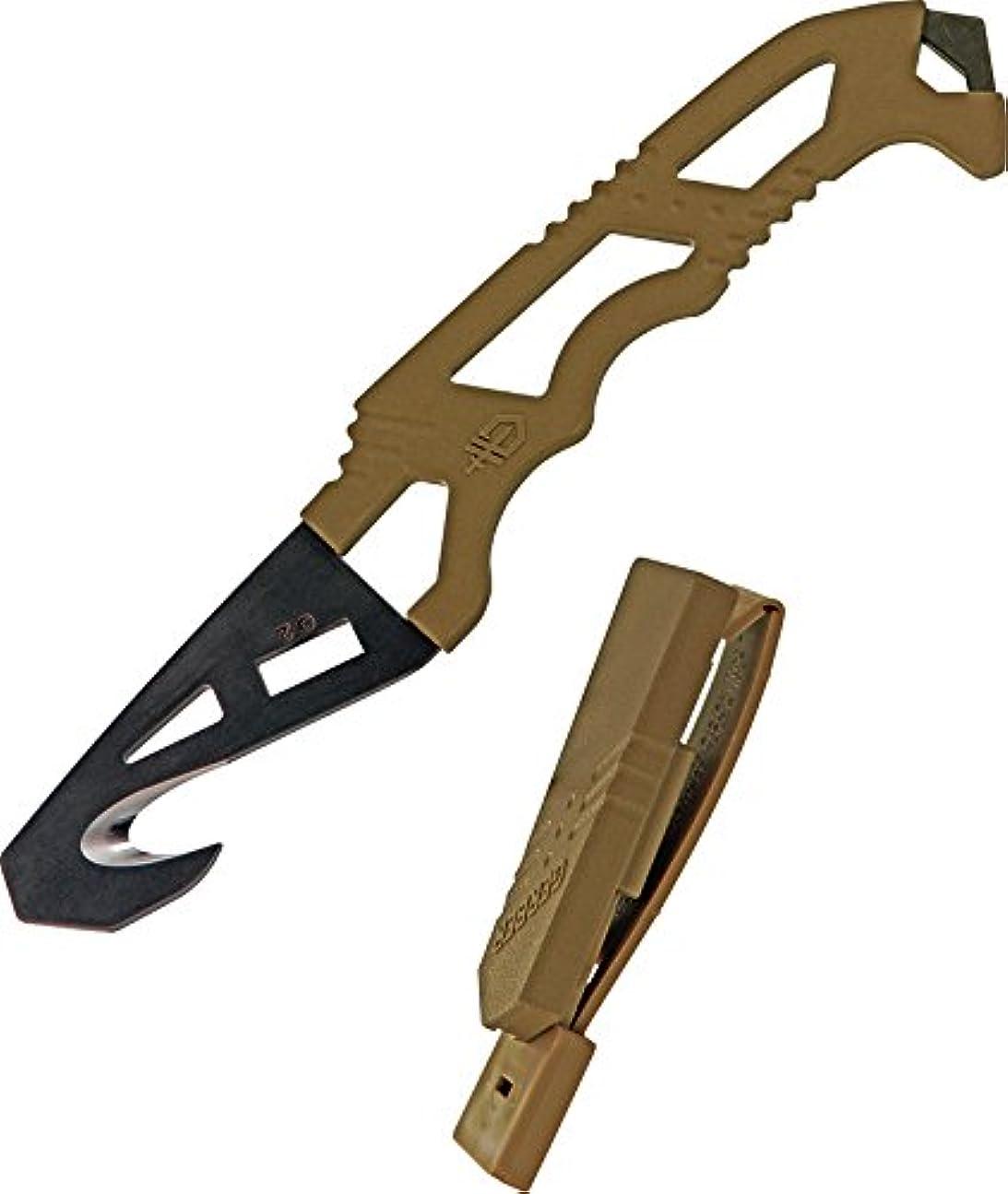 ポップ放射性グリップCrisis Hook Knife