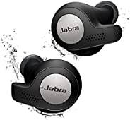 Jabra 完全ワイヤレスイヤホン Elite Active 65t チタンブラック Alexa対応 BT5.0 マイク付 防塵防水IP56 2台同時接続 2年保証 北欧デザイン 【国内正規品】 100-99010002