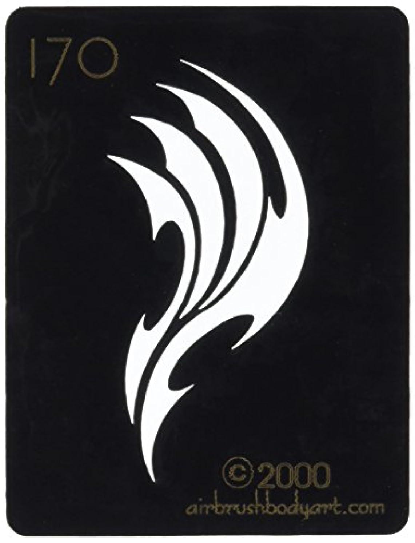 マガジンカスタム信者ボディステンシル #0170