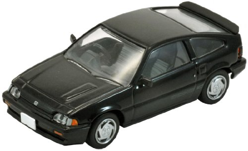 トミカリミテッドヴィンテージ NEO TLV-N35b Honda CR-X Si85年式 (黒)