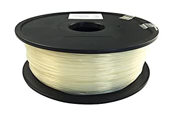 Qidi技術透明1.75ミリメートルのABS材料