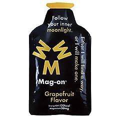 Mag-on マグオン エナジージェル グレープフルーツ6個セット