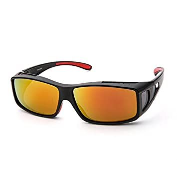 フィノン【High-spec Over Glass Type/偏光/UVカット/ オーバーサングラス】
