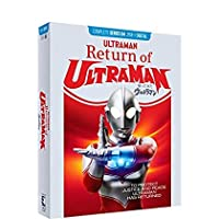 Return of Ultraman - The Complete Series [Blu-ray] [並行輸入品]