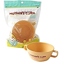 Mother's Corn ベビー ディッシュ / 250ml / ベビー食器 [並行輸入品]