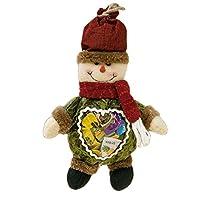 ZLZ- クリスマスの飾りペンダントキャンディバッグは子供の漫画のクリエイティブギフトバッグホテルモールホリデーギフトバッグを送信します 可愛い (Color : A, Size : 32*18cm)