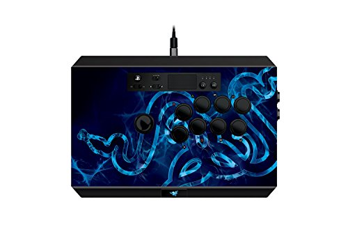 【PS4/PS3/PC対応】Razer Panthera (EVO 2017 優勝選手使用モデル)