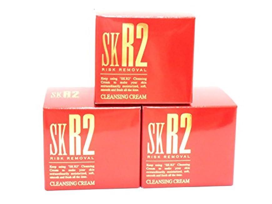 エレメンタルステンレス煙SKR2 R2クレンジングクリーム100g X3個セット