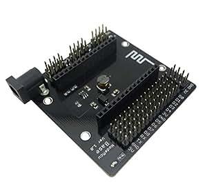 KKHMF NodeMcuベースESP8266 LoLin V3用DIYボードのテストNodeMcu Lua WIFI開発ボード