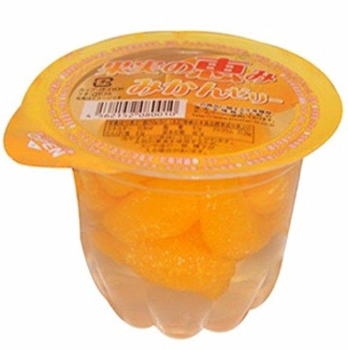 果実の恵み みかんゼリー 250g×12個