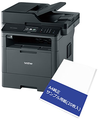 【Amazon.co.jp限定】 brother A4 モノクロレーザープリンター複合機 MFC-L5755DW+A4PA (A4用紙セット)