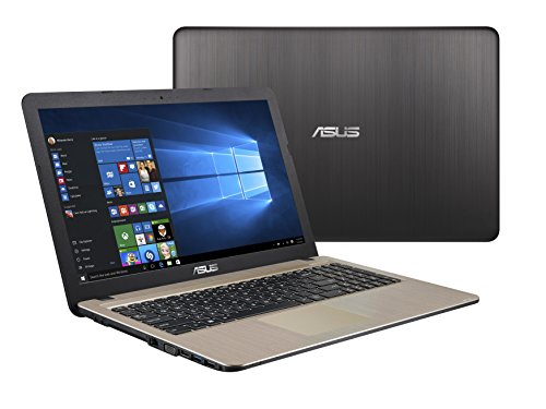 ASUS VivoBook X540NA Celeron 15.6 inch HDD Black