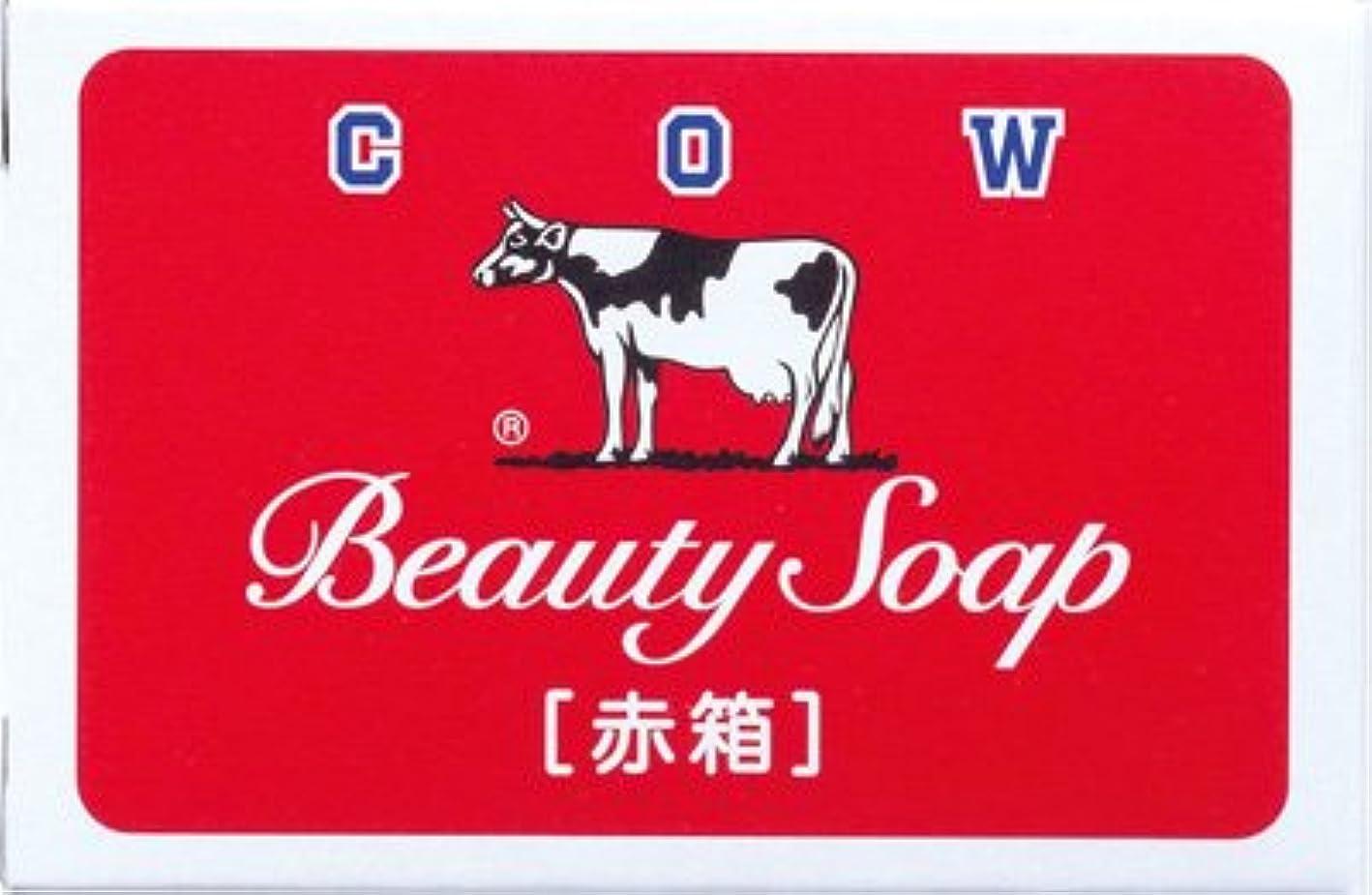 リマスリム集団牛乳石鹸 赤箱 100G 1コ ミルク成分配合 カウブランドの石けん×144点セット (4901525137010)