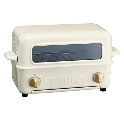 ブルーノ トースターグリル BRUNO Toaster Grill [ ホワイト / BOE033 ]