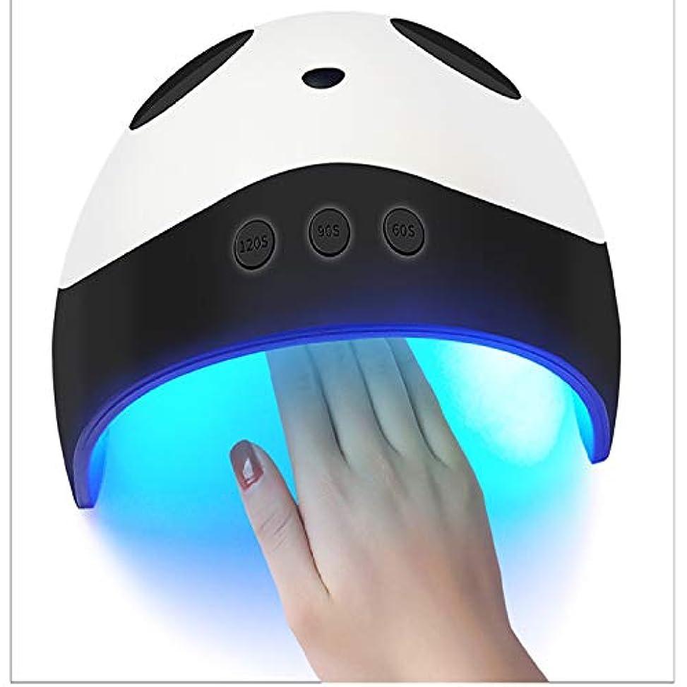 棚のりその他UVネイルライト、USBハーネスジェルネイルライト、3コマのタイミング設定と自動検出されたLEDネイルライトを搭載し、の爪と爪のためのポータブルLED爪乾燥機