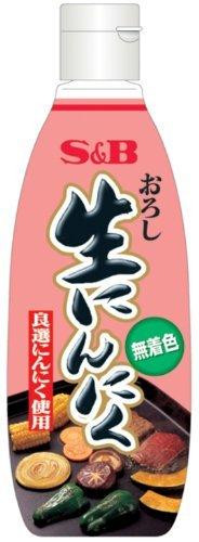 おろし生にんにく チューブ 290g /S&B(2個)