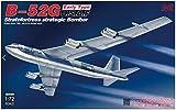 モデルコレクト 1/72 アメリカ空軍 B-52G ストラトフォートレス 前期型 w/B28核爆弾 ブロークン・アロー1966年 プラモデル MODUA72207 (メーカー初回受注限定生産)