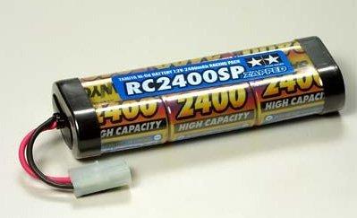 7.2Vレーシングパック RC2400SP ザップドタイプ 55086