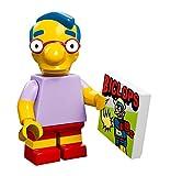 【ブロック-ミニフィグ】 71005-9 レゴ ミニフィギュア シリーズ ザ・シンプソンズ ミルハウス・ヴァン・ホーテン / LEGO Minifigures Series The Simpsons Milhouse with Biclops Comic Book[ヘッダー付パッケージ仕様]