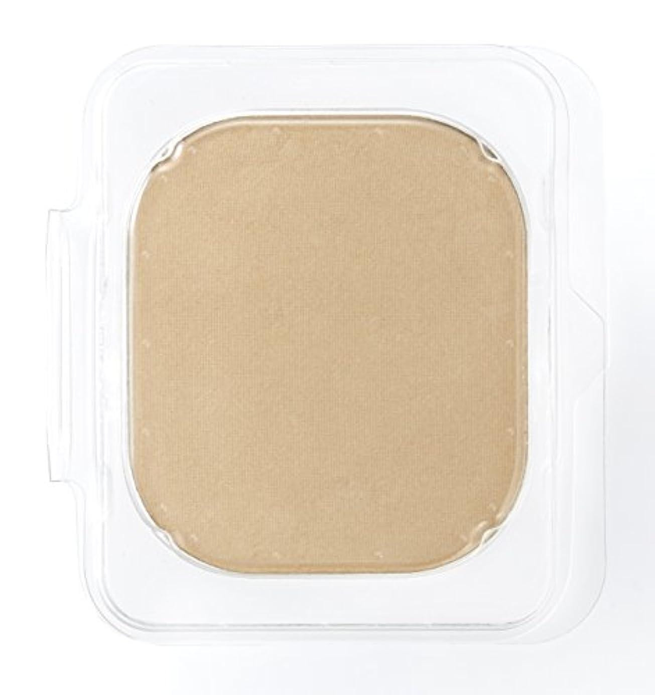 塗抹不規則なリストオンリーミネラル 薬用美白ミネラルクリアUVファンデーション レフィル ライトオークル 10g