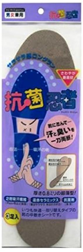 兵隊ピル専らトーエー 抗菌忍者(3足入り)