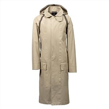igel Cabourn Taped Coat: Beige
