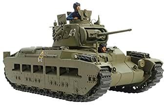 タミヤ 1/35 ミリタリーミニチュアシリーズ No.355 ソビエト軍 歩兵戦車 マチルダ Mk.3/Mk.4 プラモデル 35355