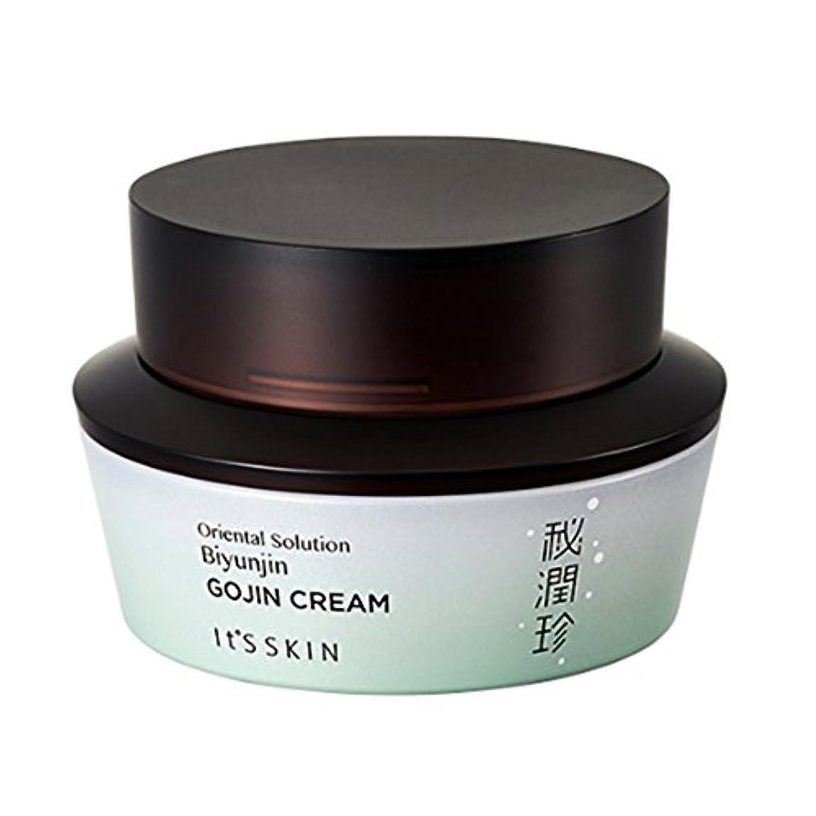 知事形式アクチュエータ【イッツスキン】 IT'S SKIN Bi Yun Jin Gojin Cream 【韓国直送品】 OOPSPANDA