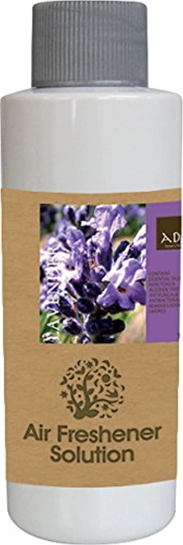 自伝強調高揚したエアーフレッシュナー 芳香剤 アロマ ソリューション ラベンダー 120ml