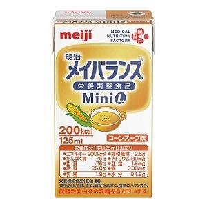 株式会社 明治 明治 メイバランス Mini L コーンスープ味 125ml x...