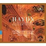 ハイドン:ミサ曲第14番変ロ長調Hob.XXII:14『ハルモニー・ミサ』/交響曲第88番ト長調 Hob.I-88『V字』/シンフォニア ニ長調(序曲)Hob.Ia-7 [SACD HYBRID]